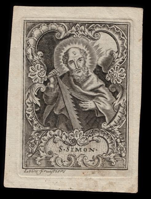 Risultati immagini per san simone apostolo