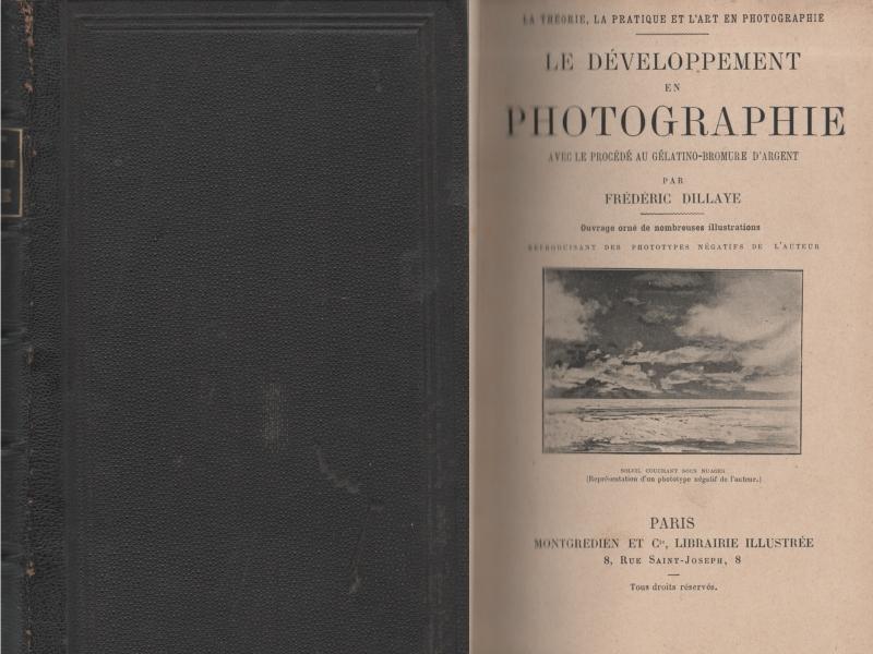 Lo sviluppo fotografico